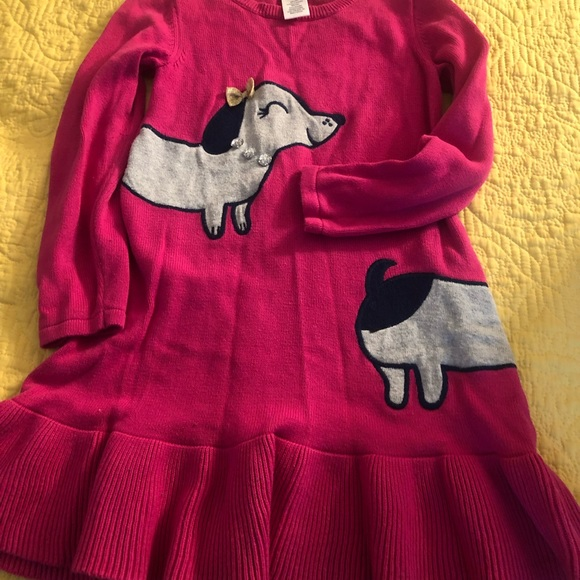 Gymboree Dress, pre owned